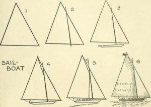 Narysowanie łódki jest przecież takie proste...