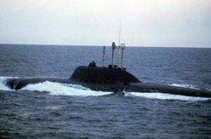Okręt podwodny klasy Alfa
