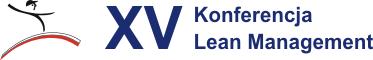 XV Konferencja Lean Management
