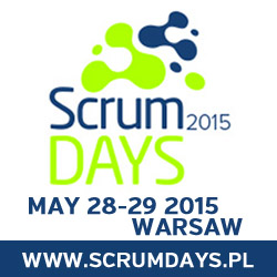 Scrum Days 2015 - logo konferencji