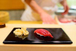 Sushi z restauracji Jiro