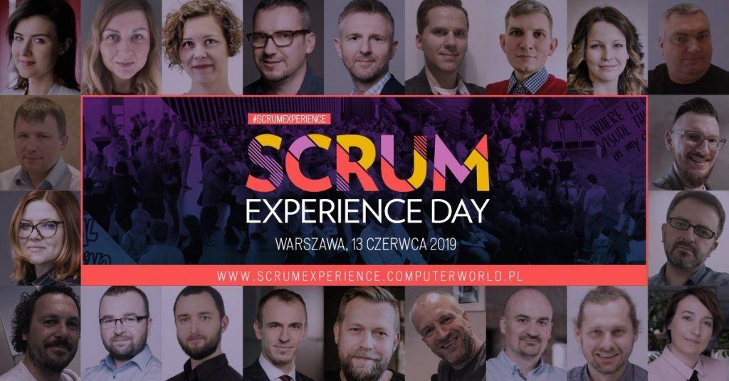 Zapraszamy na Scrum Experience Day 19